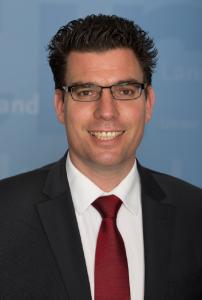 """Matthias Fink, Generalsekretär des EVTZ """"Europaregion Tirol-Südtirol-Trentino"""""""